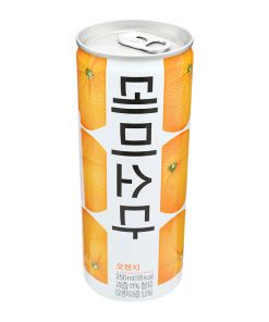 Dongah 데미소다/오렌지/캔 - Soda cam lon 250ml