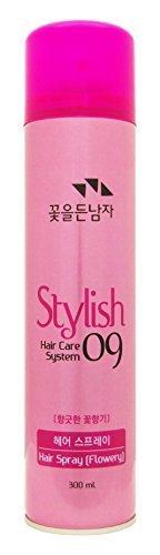 꽃을든남자/헤어스프레이/꽃향 - Spray keo xịt tóc/hương hoa 300g