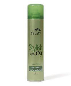 꽃을든남자/헤어스프레이/허브향 - Spray keo xịt tóc/thảo mộc 300g
