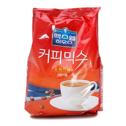 Dongso 젠카폐모카골드커피/자판기용 Cà phê Mix maxwell house- cà phê đi kem máy 900g