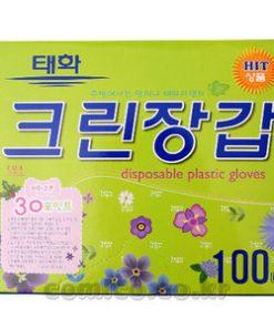 Taehwa 태화 크린장갑 50매 - Găng tay nilon