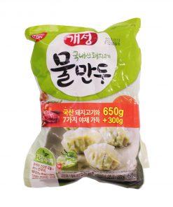 만두 DS mantu nấu 650+300 동원물만두