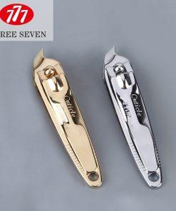 777 매니큐어 도구 핀셋 Nhíp vàng Manicure Kit BL - 533Gold