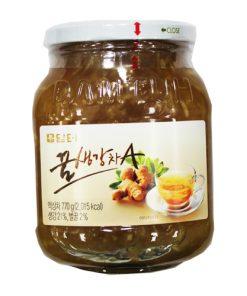 Damto 담터 꿀생강차 - Trà gừng mật ong 770g