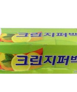 크린지처백 - Túi đựng thức ăn có nẹp 25x30cmx20