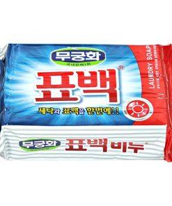 하얀비누 - Xà phòng bánh giặt trắng 230g